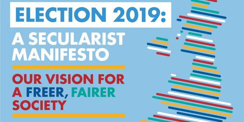 Secularist Manifesto election graphic
