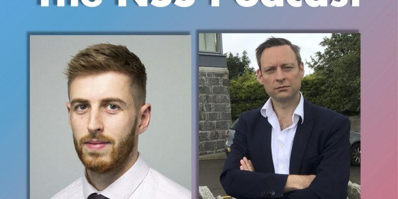 Liam Kerr MSP & Jamie Gillies