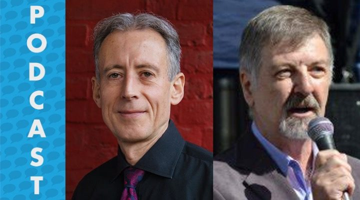 Peter Tatchell & Terry Sanderson