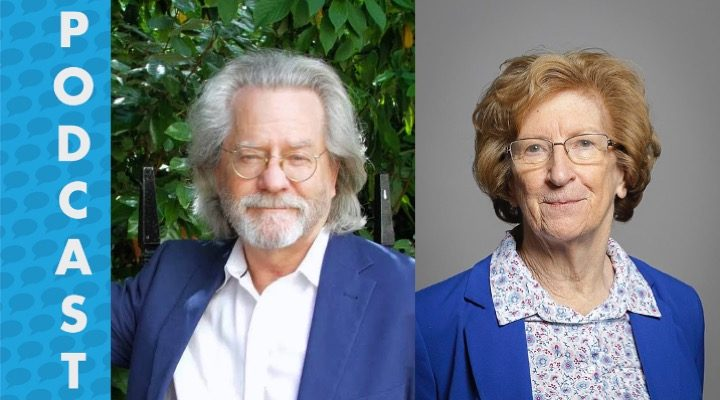 AC Grayling and Baroness Meacher